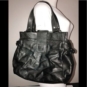 BCBG black purse